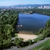 Chomutov: Pověst o Kamencovém jezeře