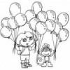 Pohádka o nafukovacím balonku