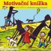 Motivační knížka pro děti s archem samolepek