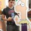Speciální dvou epizody seriálu Phineas a Ferbs s Vojtou Kotkem a Markétou Hrubešovou