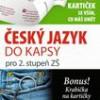Český jazyk do kapsy pro 2. stup. ZŠ (192 kartiček)